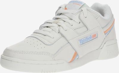 Reebok Classic Sportovní boty 'WORKOUT PLUS' - světlemodrá / červená / offwhite, Produkt