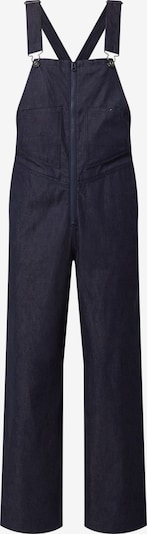 G-Star RAW Salopette en jean en bleu denim, Vue avec produit