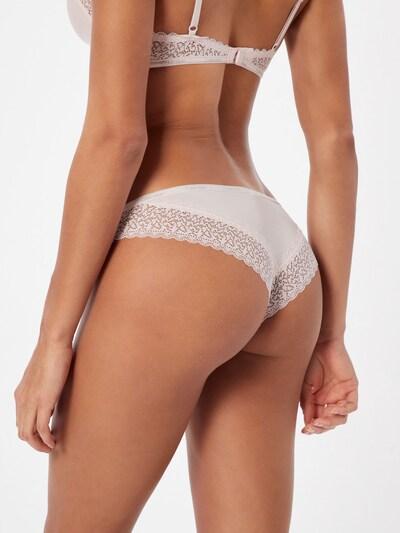 Calvin Klein Underwear Slip in altrosa: Rückansicht