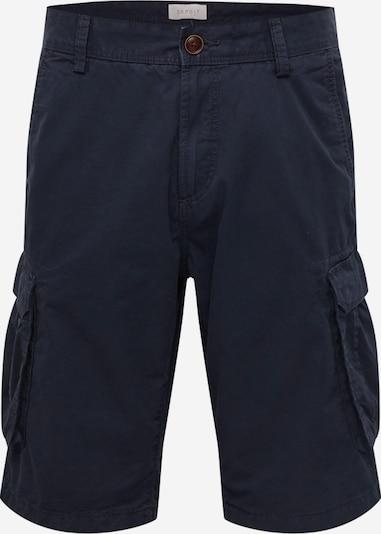 ESPRIT Pantalon cargo en bleu foncé, Vue avec produit