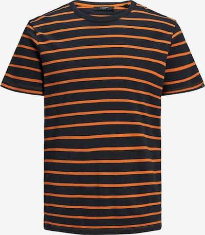 JACK & JONES T-Shirt in orange, Produktansicht