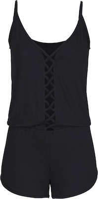 VIVANCE Dreams Playsuit mit Cut Out in Schnür Optik