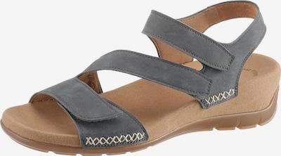 GABOR Sandale in grau, Produktansicht