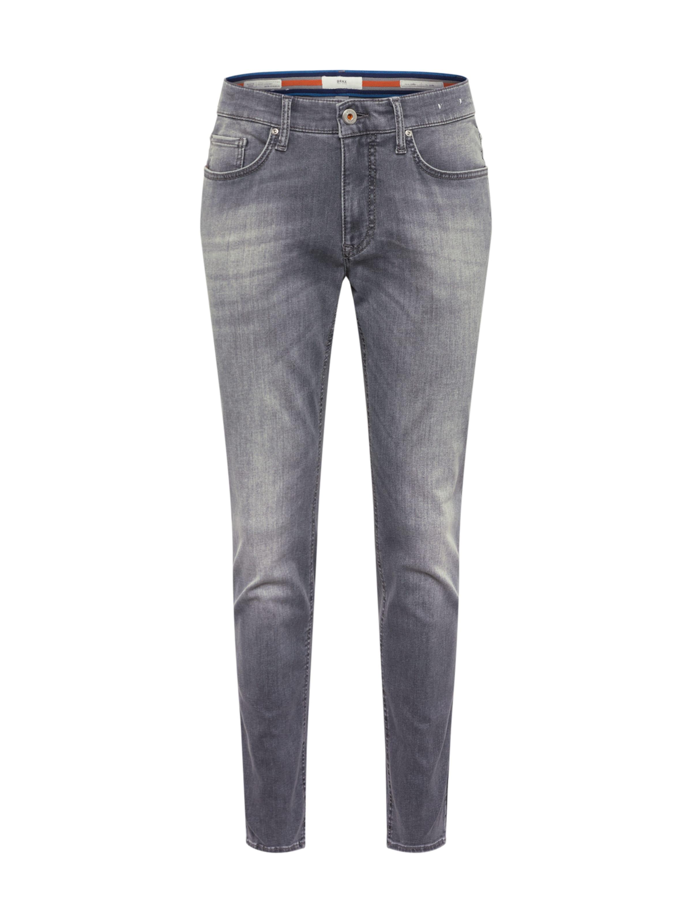 BRAX Jeans 'Chris' i grå
