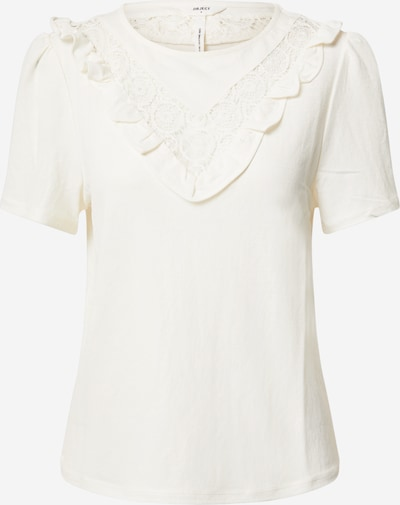 OBJECT Shirt 'Objalina' in beige, Produktansicht