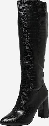 Raid Stiefel 'MARION-1' in schwarz: Frontalansicht