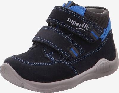 SUPERFIT Lauflernschuhe 'UNIVERSE' in dunkelblau / grau, Produktansicht