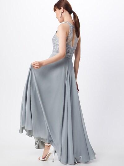 ezüstszürke MAGIC NIGHTS Estélyi ruhák: Hátulnézet