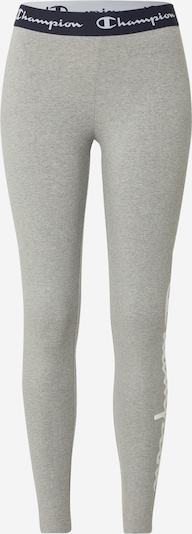 Champion Authentic Athletic Apparel Leggings en gris, Vue avec produit