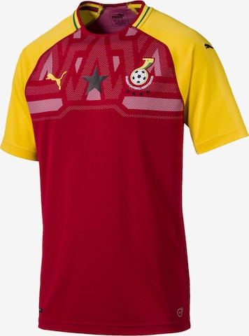 PUMA Jersey 'Ghana' in Red