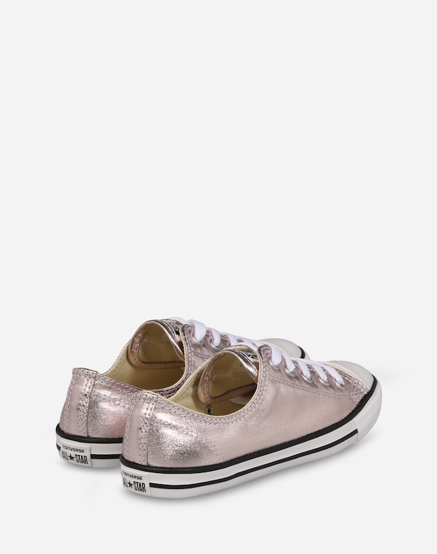 CONVERSE Chucks in Metallic-Optik
