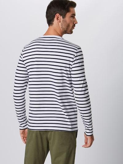 ESPRIT T-Krekls pieejami balts: Aizmugures skats