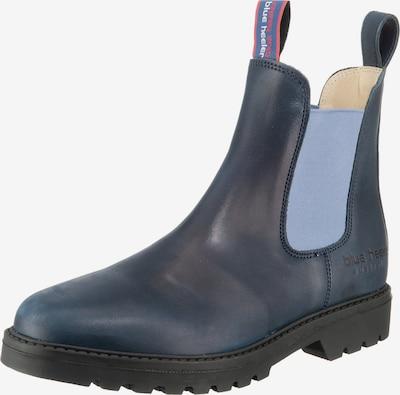 Blue Heeler Meryl Chelsea Boots in blau, Produktansicht
