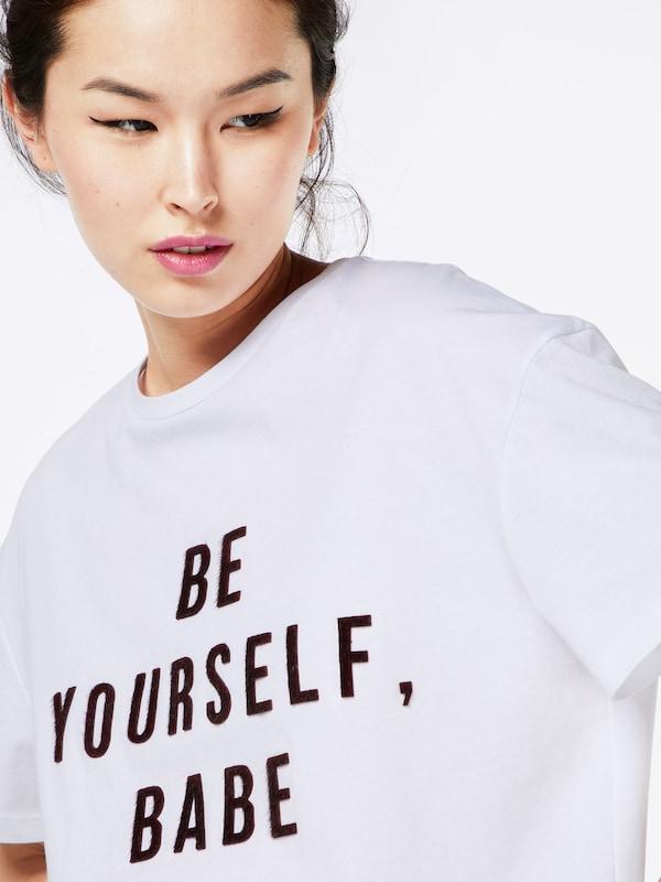 Boohoo T-Shirt 'Slogan'