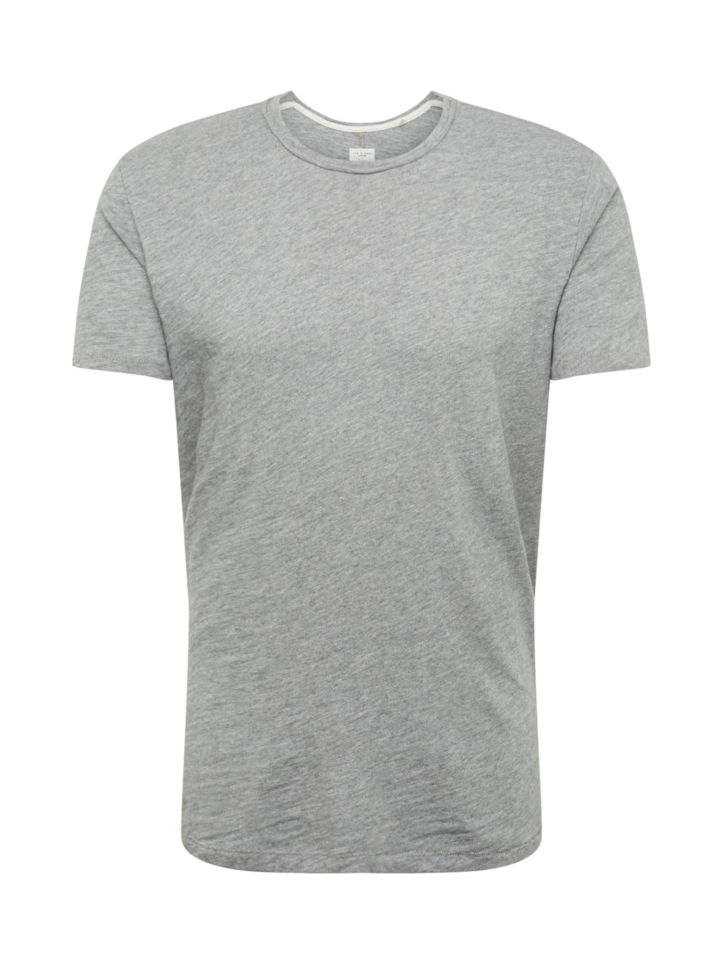 Ragamp; Tee' Shirt In 'rgb Classic Grau Bone CotrxsQdBh