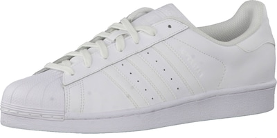 ADIDAS ORIGINALS Baskets basses 'Superstar Foundation'