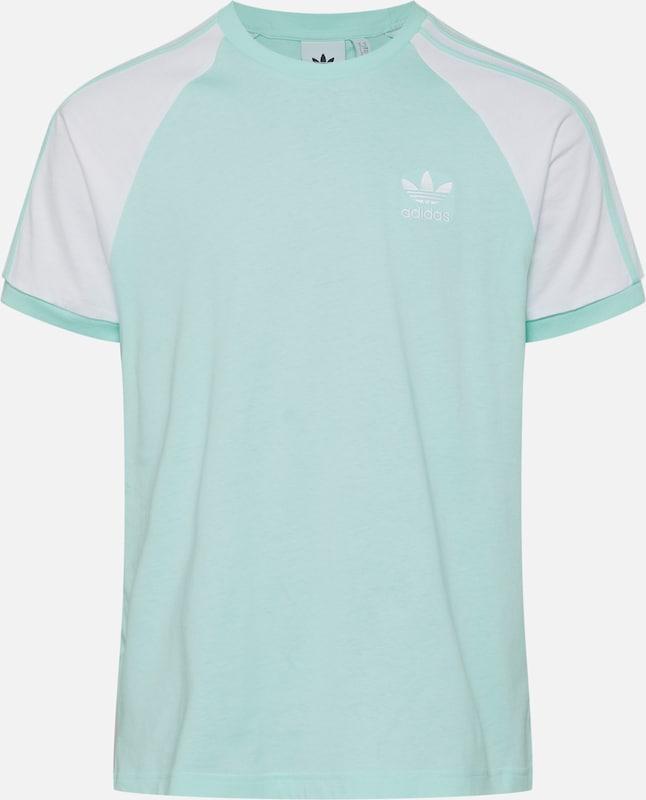 shirt En Adidas Originals '3 MentheBlanc T stripes' LpqGSVUzM