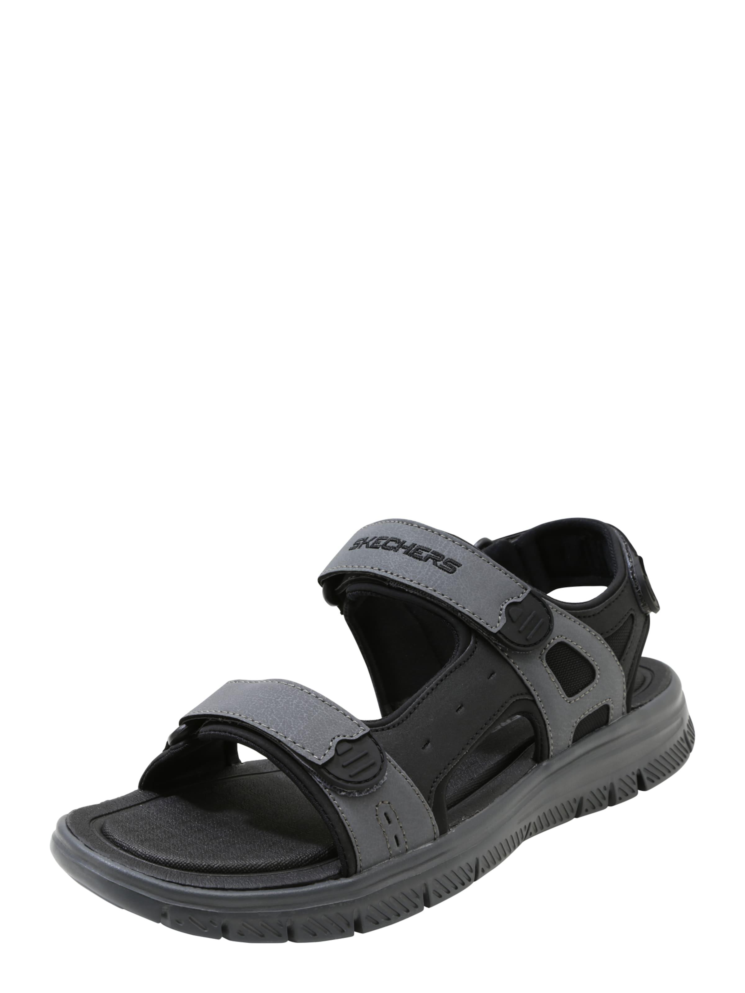 SKECHERS | Sandale mit verstellbaren Riemen