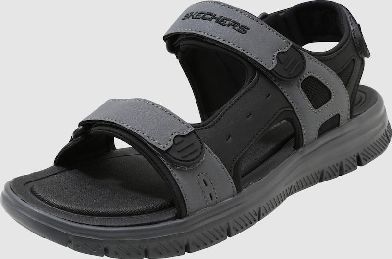 SKECHERS Sandale mit verstellbaren Riemen Riemen Riemen 24b1b0