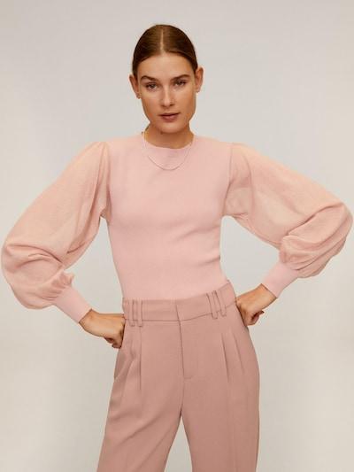 MANGO Pullover 'GASSAS' in pink, Modelansicht