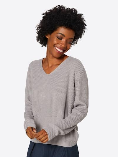 Urban Classics Sweater in grau, Modelansicht