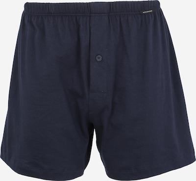 SCHIESSER Boxershorts in de kleur Donkerblauw, Productweergave