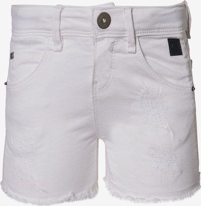 TUMBLE N' DRY Jeansshorts 'Benja' in weiß, Produktansicht
