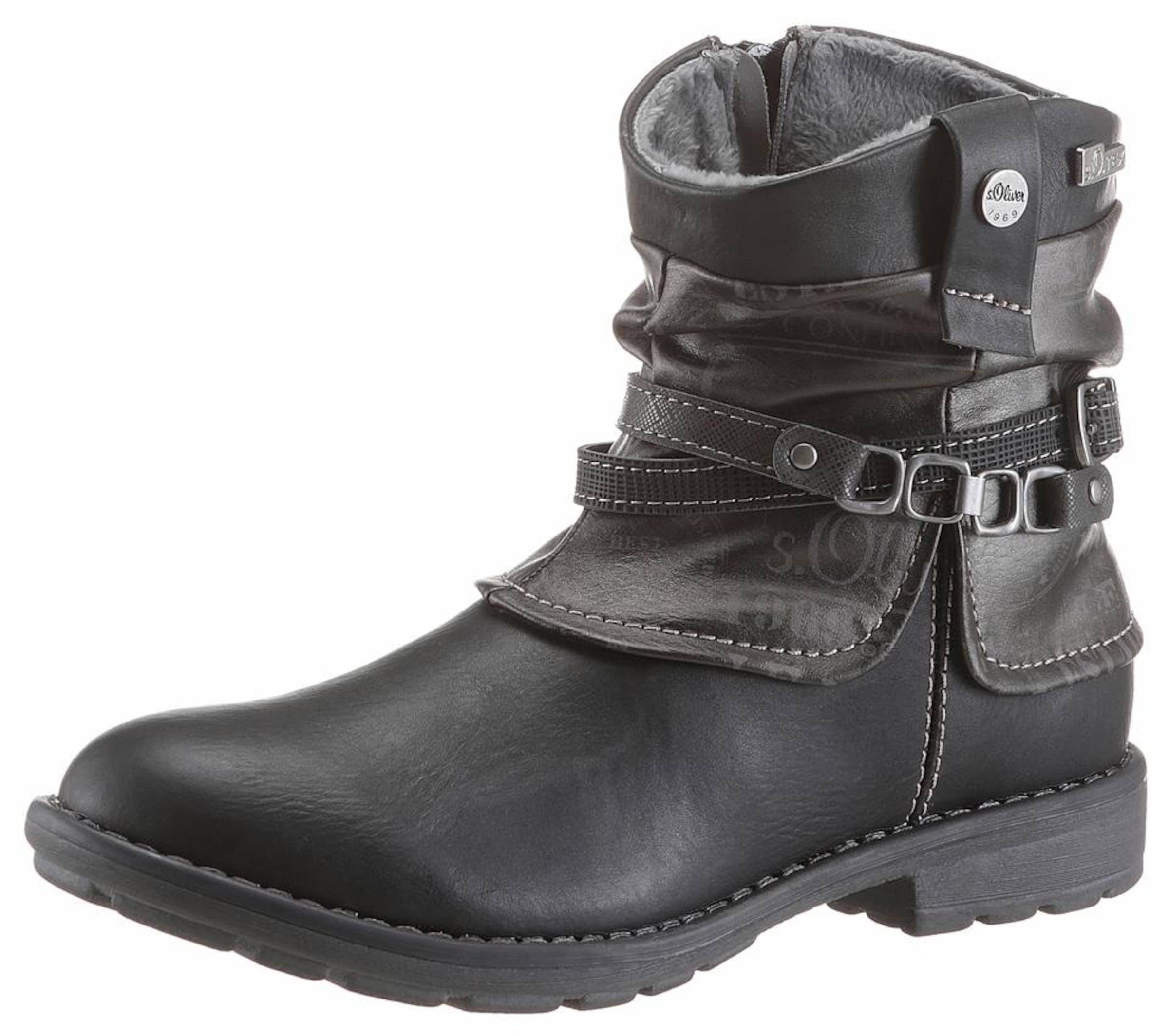 s.Oliver RED LABEL Winterstiefel Günstige und langlebige Schuhe