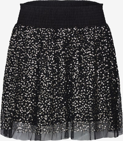 Farina Opoku Skirt 'UMA' in silver, Item view