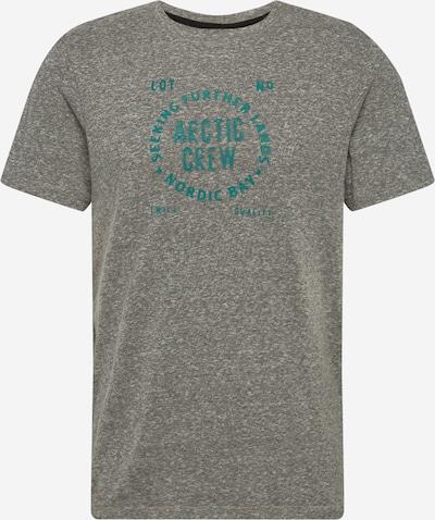 Only & Sons Koszulka 'HAKIM' w kolorze nakrapiany szary / benzynam, Podgląd produktu