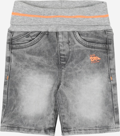 s.Oliver Shorts in grau / orange, Produktansicht