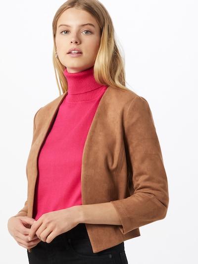 COMMA Blejzer u boja devine dlake (camel), Prikaz modela