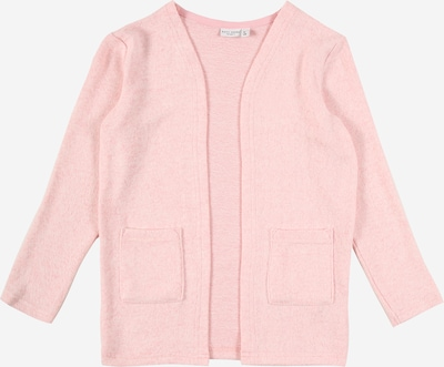 NAME IT Strickjacke 'VICTI ' in rosa, Produktansicht