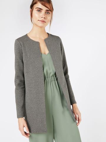Manteau en tricot 'Vinaja' VILA en gris
