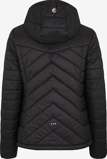 ICEPEAK Veste outdoor 'ICEPEAK VIVICA IX' en noir: Vue de dos