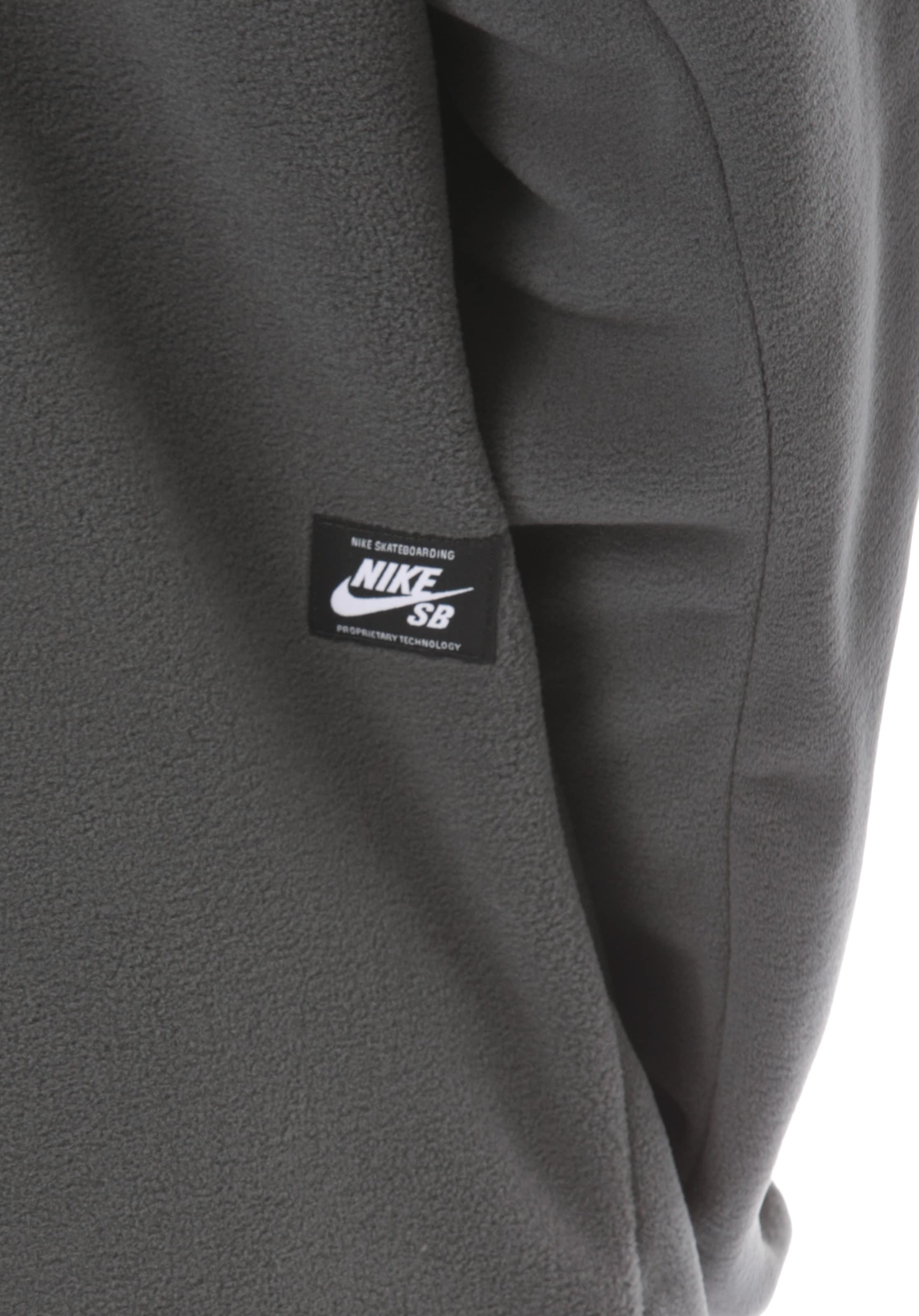 Sb In Nike DunkelgrauBordeaux Fleecejacke 'polartec' Yvbfg6y7