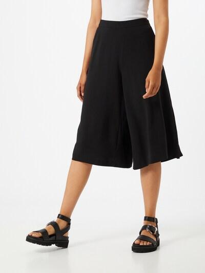 VILA Shorts 'VIMONNA' in schwarz, Modelansicht