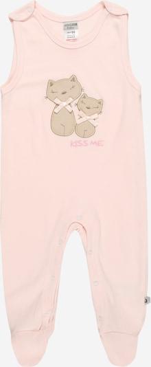 JACKY Strampler in rosa, Produktansicht