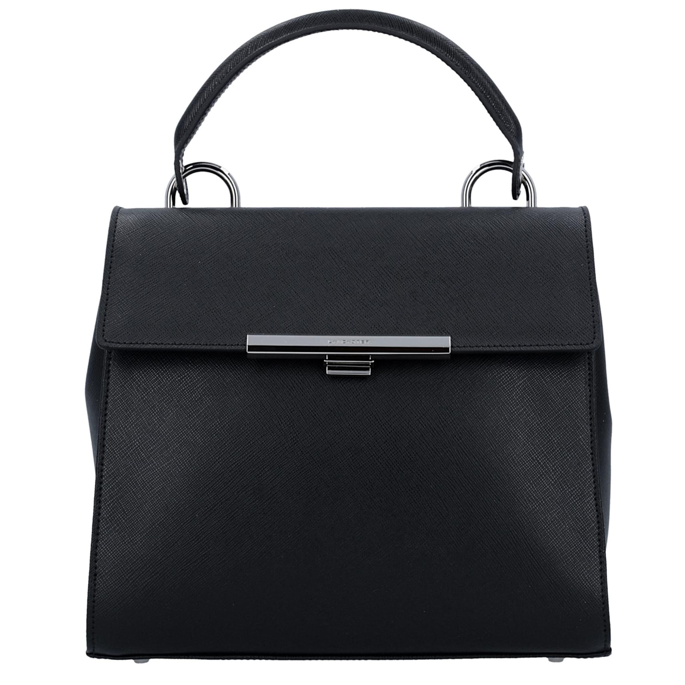 LANCASTER Sac A Main A Rabat Handtasche Leder 26 cm Extrem Günstiger Preis 1Wam7dP