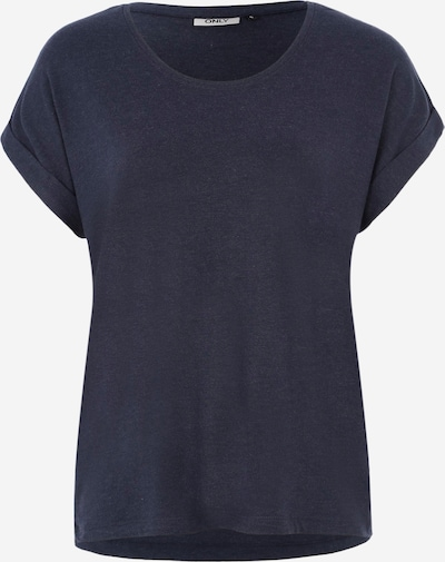 ONLY T-Shirt in navy, Produktansicht
