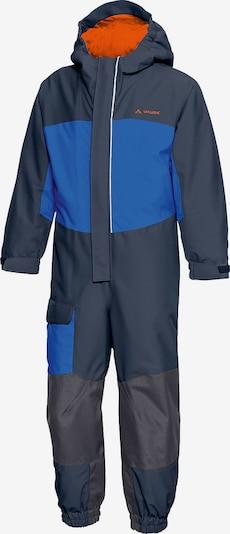 VAUDE Schneeanzug 'Suricate III' in blau, Produktansicht