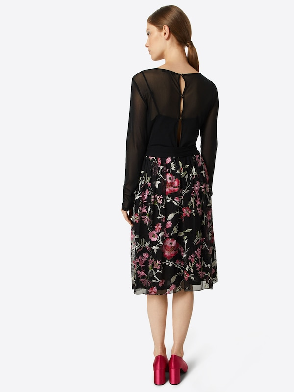 Floral' Esprit En Robe Noir 'delicate Collection xWdBeQCro