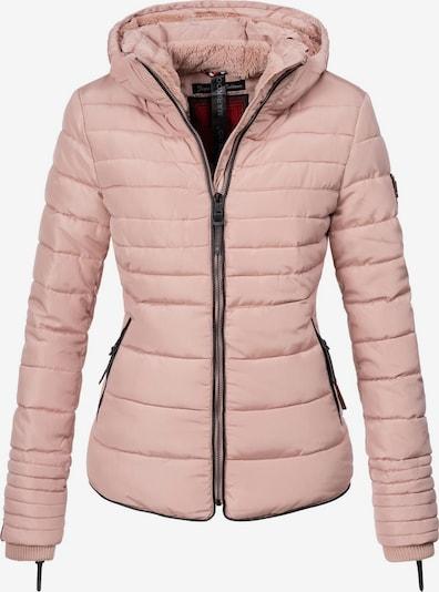 MARIKOO Steppjacke ' Amber ' in rosa, Produktansicht