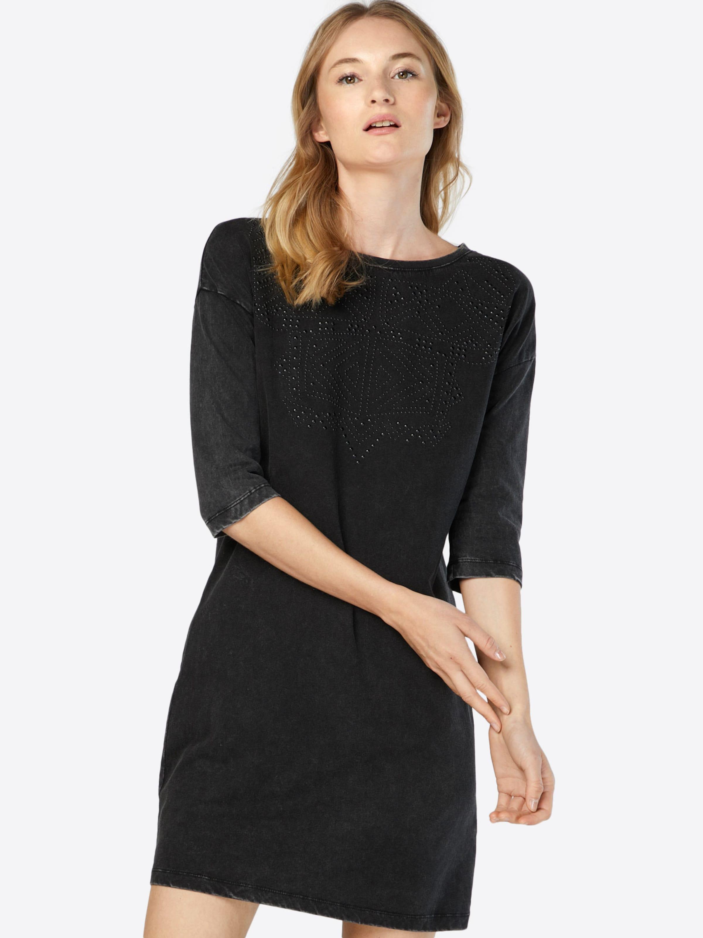Heißen Verkauf Online-Verkauf GARCIA Kleid mit Ziersteinbesatz Freies Verschiffen Bester Großhandel Billig Rabatt Authentisch Billig Verkauf Mit Mastercard U2VUYm0B