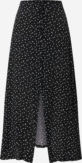 Cotton On Sukňa 'SUMMER BUTTON' - čierna / biela, Produkt