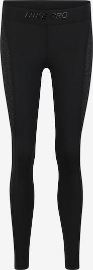 NIKE Pantalon de sport 'W NP WARM HOLLYWOOD TIGHT' en noir, Vue avec produit
