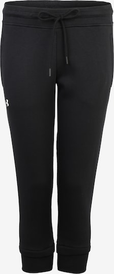 UNDER ARMOUR Sporthose 'GOOD EUROPE' in schwarz, Produktansicht