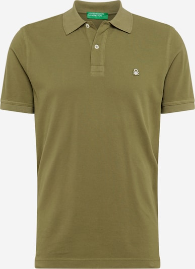 UNITED COLORS OF BENETTON T-Shirt en olive, Vue avec produit