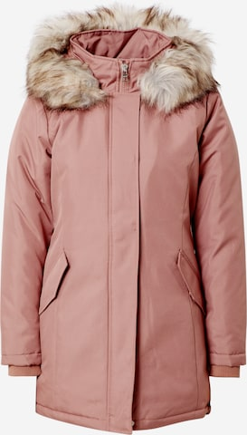 ONLY Winter Parka 'Katy' in Pink