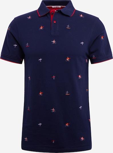 HKT by HACKETT Shirt 'PATTERN' in blau, Produktansicht